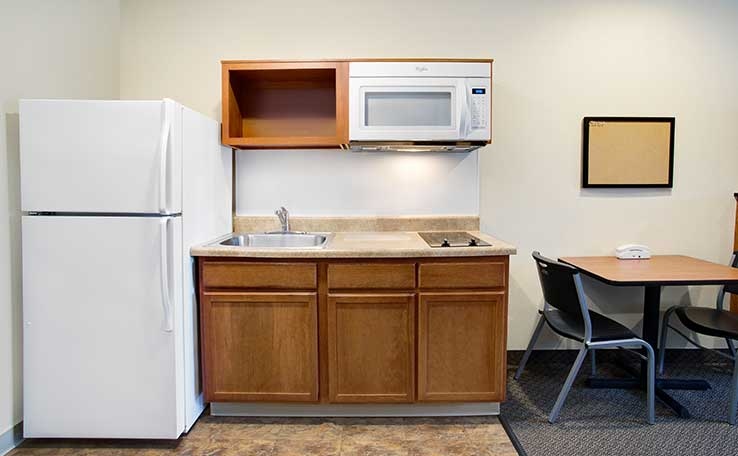 Extended Stay Hotels in Camp Springs, MD | WoodSpring Suites