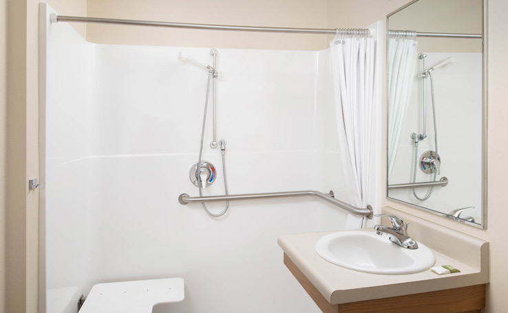 Extended Stay Hotels in Akron, OH | WoodSpring Suites
