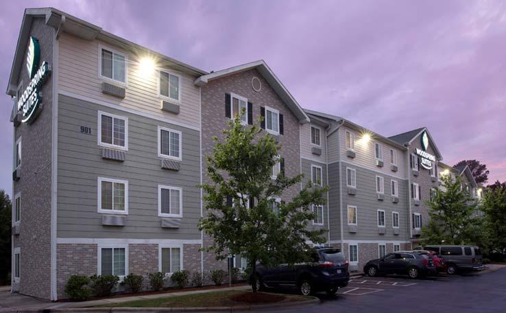 Next Woodspring Suites Raleigh Apex