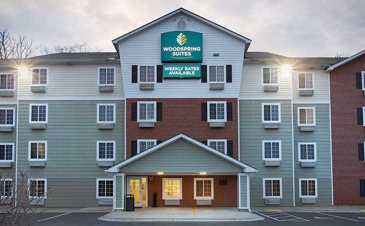 Extended Stay Hotels In Asheville Woodspring Suites