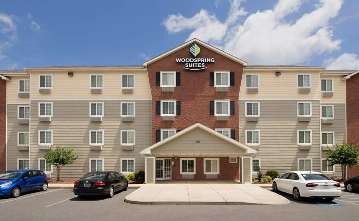 newest collection 4c5df 58298 Extended Stay Hotels in Gastonia, NC   WoodSpring Suites
