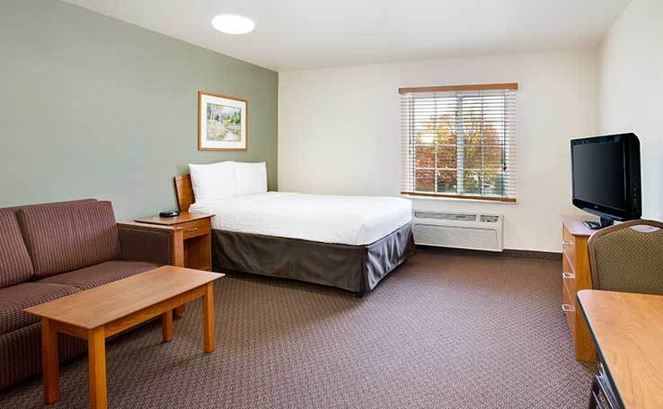 Extended Stay Hotels near South Chesapeake-Norfolk | WoodSpring ...