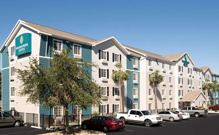 Extended Stay Hotel In Orlando Clermont Fl Woodspring Suites