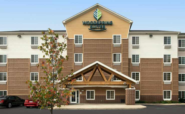 Extended Stay Hotels near Cleveland Airport WoodSpring Suites Hotels