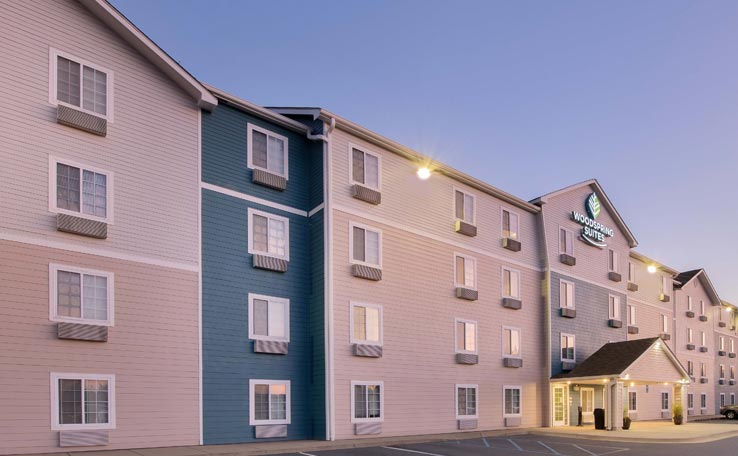 Extended Stay Hotels in and Near Columbia, Georgia