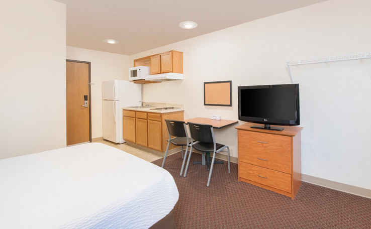 Extended Stay Hotels in and Near Columbia, Georgia | WoodSpring Suites