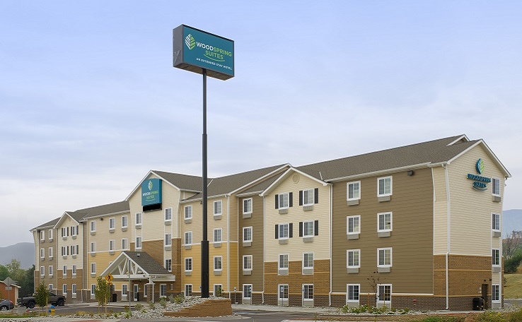 Extended Stay Hotels in Colorado Springs, CO | WoodSpring Suites