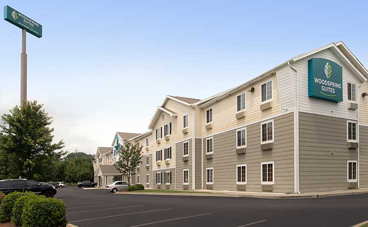 Woodspring Suites Spartanburg Duncan Photos