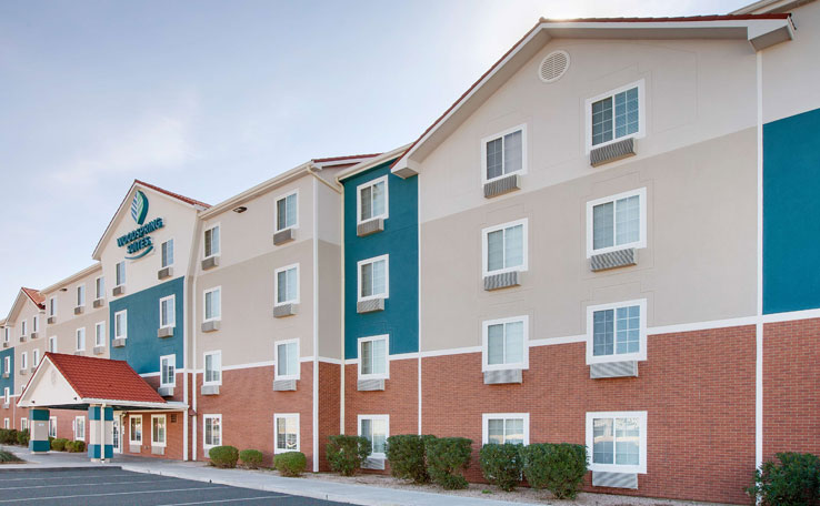 Extended Stay Hotels On I 17 In North Phoenix Arizona Woodspring