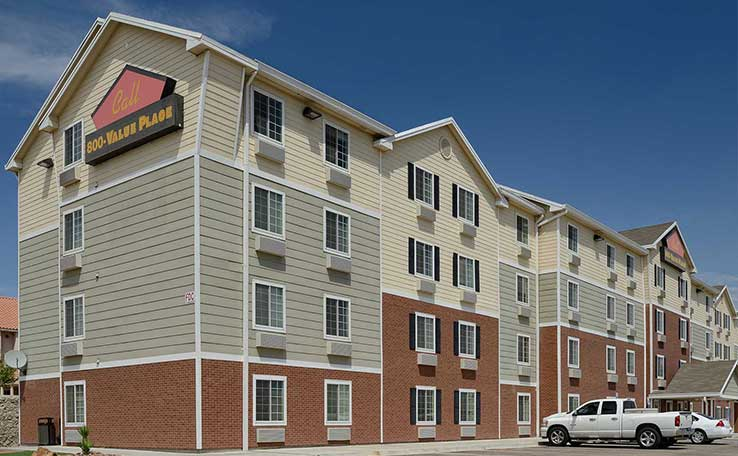 Extended Stay Hotels In Southeast El Paso Texas Value Place