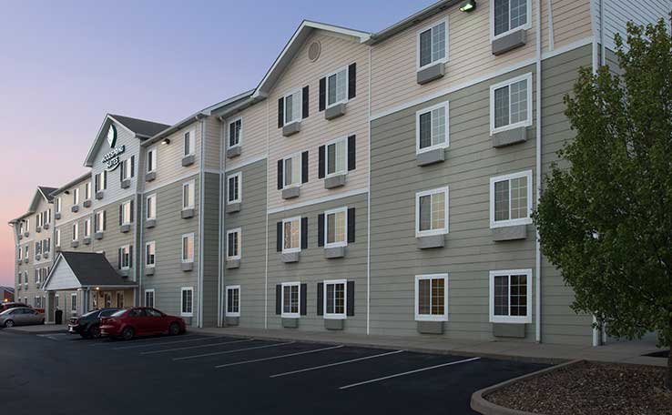 Extended Stay Hotels Near Evansville Indiana