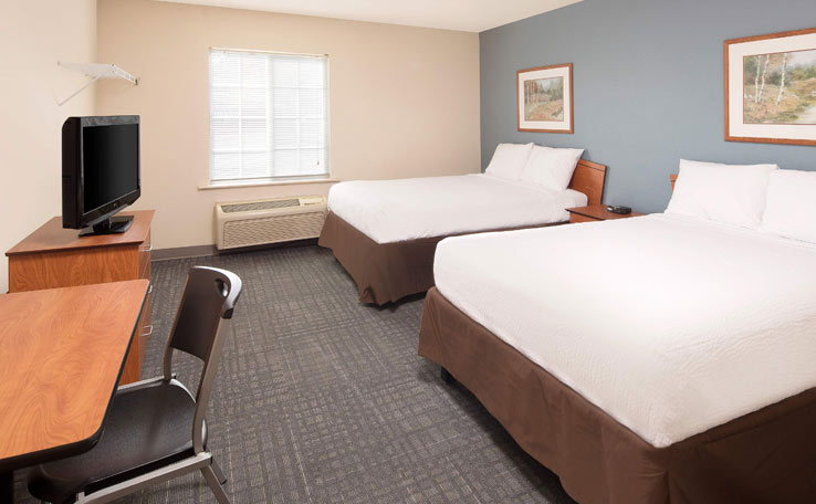 Extended Stay Hotels In And Near Fayetteville North Carolina