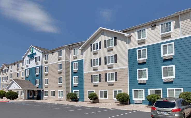 Extended Stay Hotels Woodspring Suites And Value Place