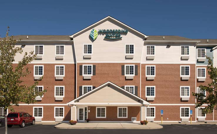 extended stay hotels in florence ky woodspring suites. Black Bedroom Furniture Sets. Home Design Ideas