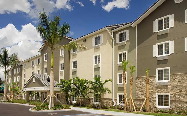 Extended Stay Hotels In Davie Fl Woodspring Suites