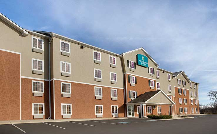 Extended Stay Hotel in Fort Wayne, IN | WoodSpring Suites