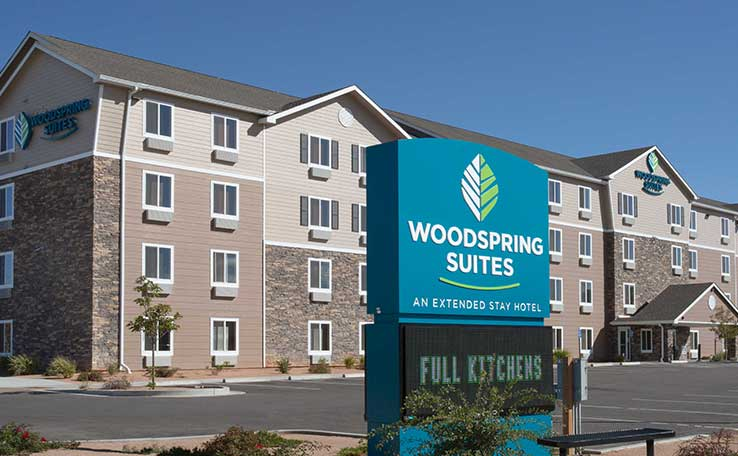 Extended Stay Hotels in Grand Junction, CO | WoodSpring Suites