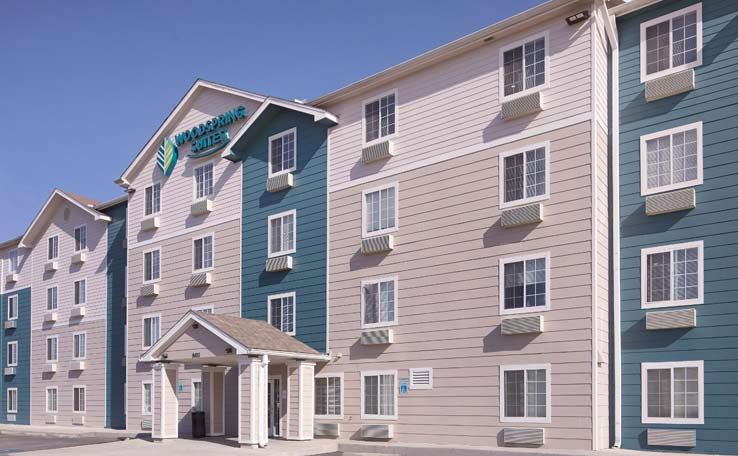 Extended Stay Hotels In Gulfport Ms Woodspring Suites
