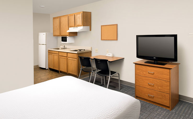 Extended Stay Hotels in and Near Columbus, Ohio | WoodSpring