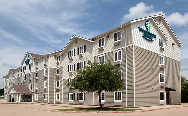 Extended Stay Hotels In And Around Houston Texas