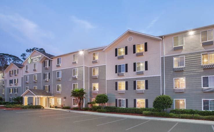 Extended Stay Hotels In And Near Jacksonville Florida