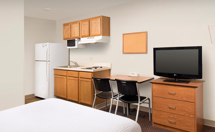 Extended Stay Hotel In Indianapolis In Woodspring Suites