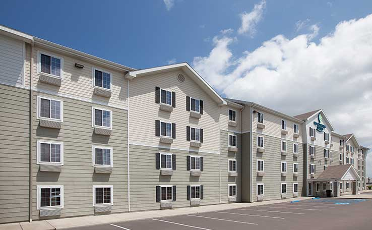 Extended Stay Hotels In And Near Charleston South