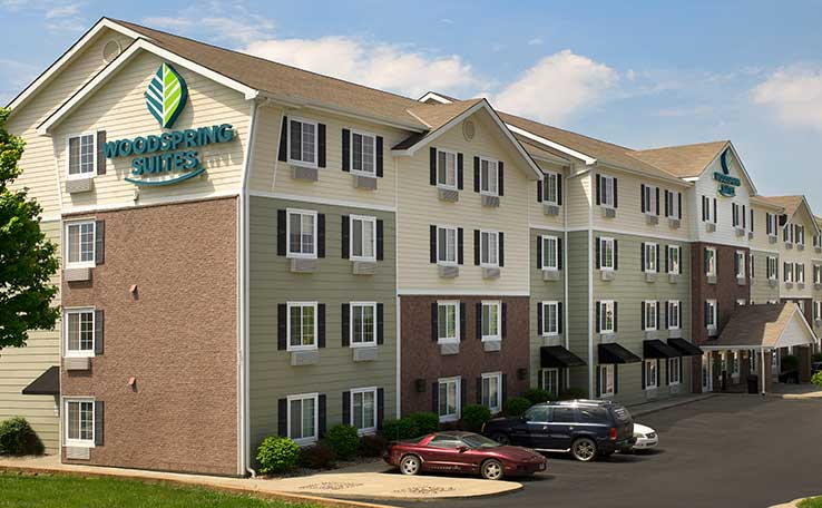 Woodspring Suites Kansas City Liberty