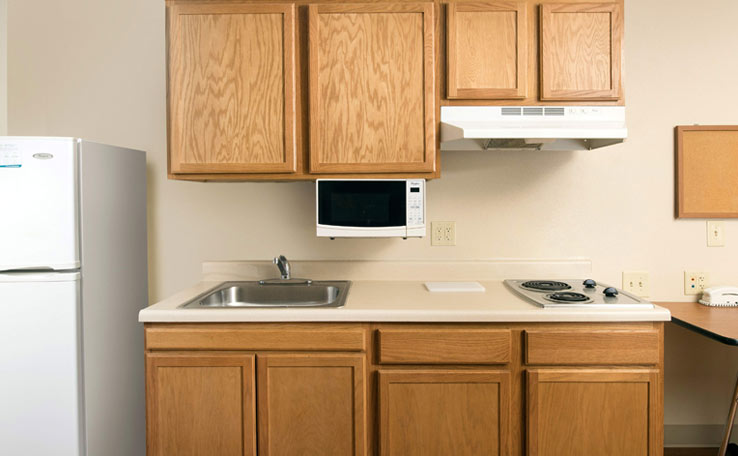 Extended Stay Hotels in Lincoln | WoodSpring Suites Hotels