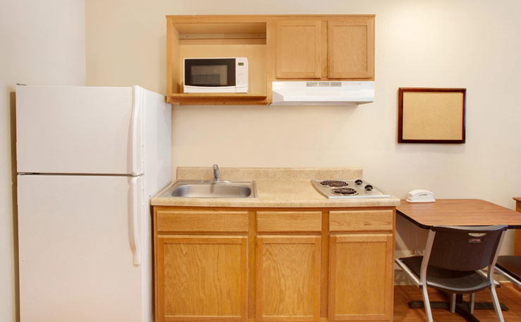 Extended Stay Hotels in Lubbock, TX | WoodSpring Suites