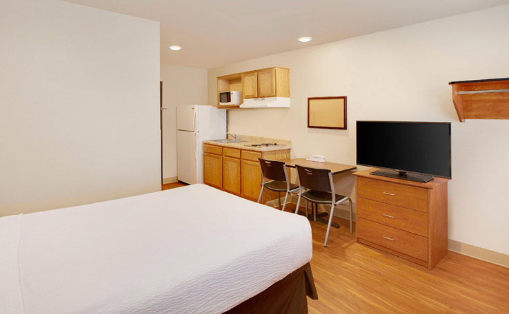 Extended Stay Hotels in Lubbock, TX   WoodSpring Suites