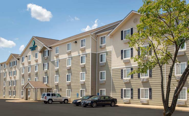 Extended Stay Hotels In Huntsville