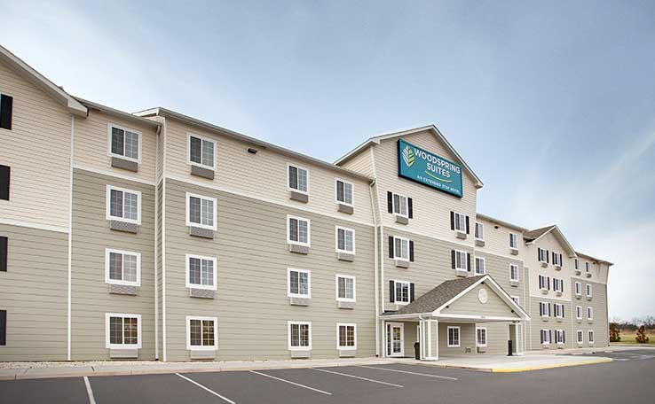 extended stay hotel in manassas va woodspring suites