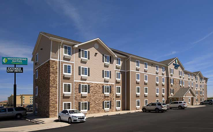 Extended Stay Hotels in Odessa, TX   WoodSpring Suites