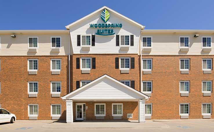 Woodspring Suites Omaha Bellevue