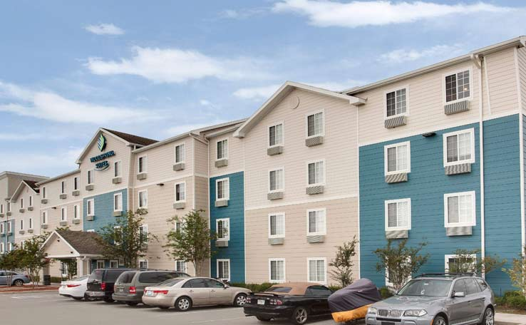 Extended Stay Hotel In Orlando East Fl Woodspring Suites