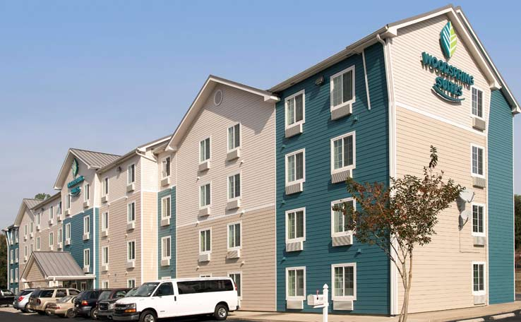 Extended Stay Hotels in and Near Pensacola, Florida | WoodSpring Suites