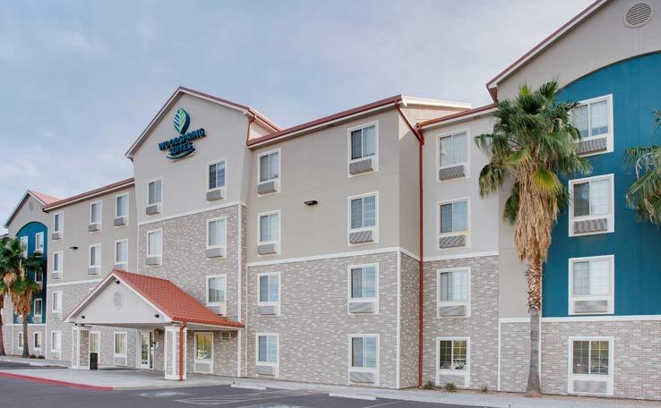 extended stay hotel in peoria az woodspring suites. Black Bedroom Furniture Sets. Home Design Ideas