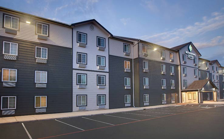 Extended Stay Hotels in Round Rock, TX   WoodSpring Suites