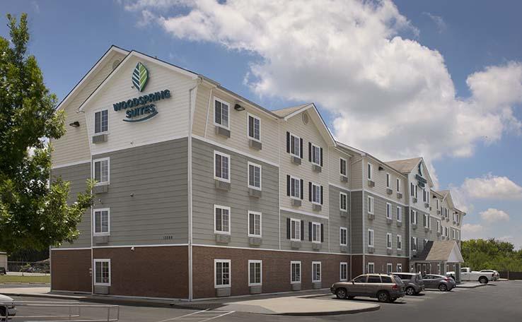 Woodspring Suites San Antonio I 35 North