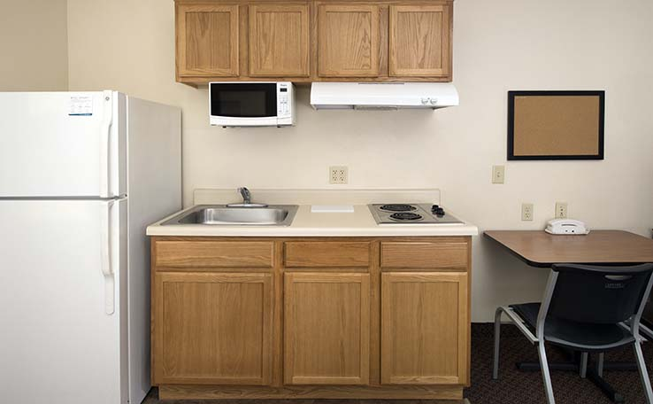 Extended Stay Hotel on I-35 in San Antonio, TX Near Fort Sam ...