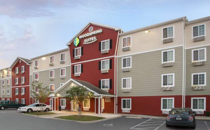 Extended Stay Hotels in Sanford, FL Near Orlando, FL | WoodSpring Suites