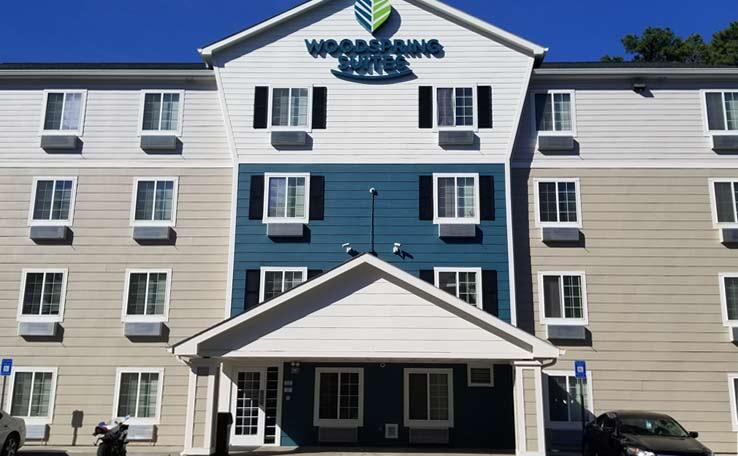 Extended Stay Hotels In Savannah Ga Woodspring Suites