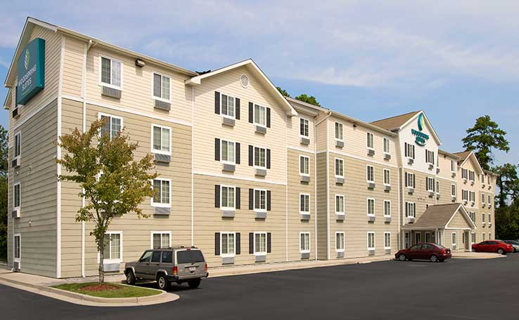 Extended Stay Hotels In And Near Savannah And Pooler Ga Woodspring Suites Travel Destinations