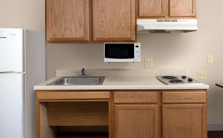 Extended Stay Hotels Near Springfield | WoodSpring Suites Hotels