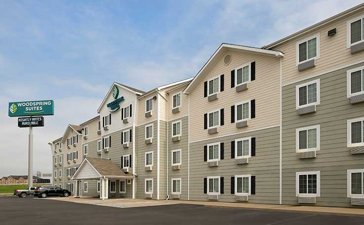 Extended Stay Hotel in Waco, TX   WoodSpring Suites
