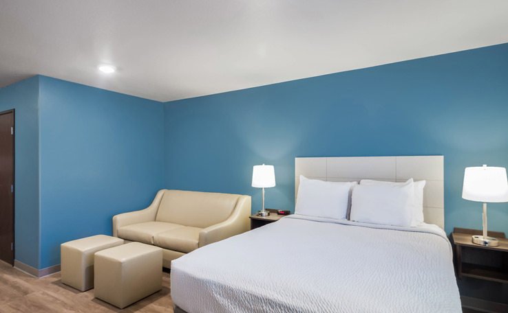 WoodSpring Suites Addison- Extended Stay Hotel in Addison