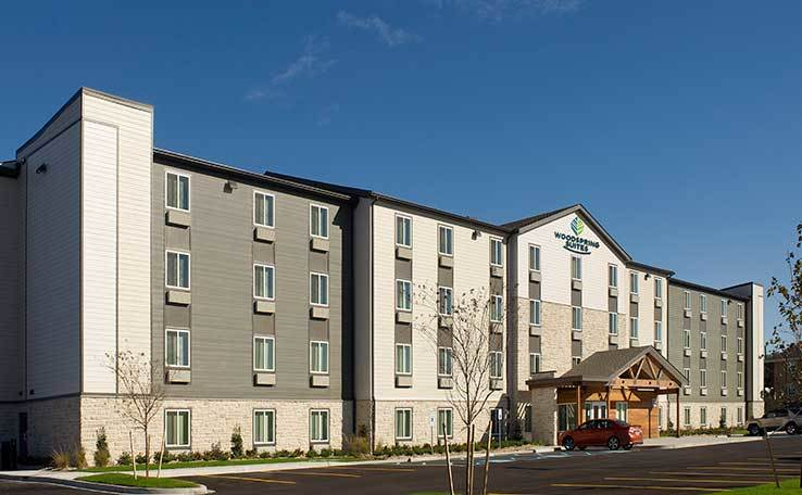 Woodspring Suites New Orleans Airport