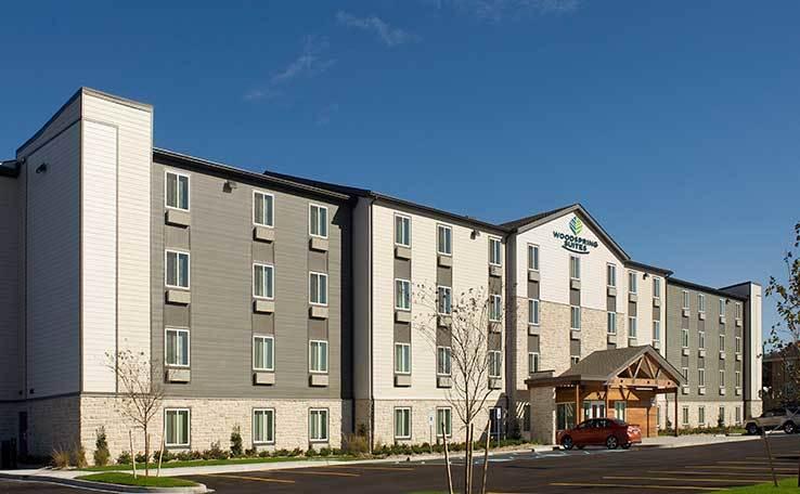 Extended Stay Hotels In Kenner La Woodspring Suites