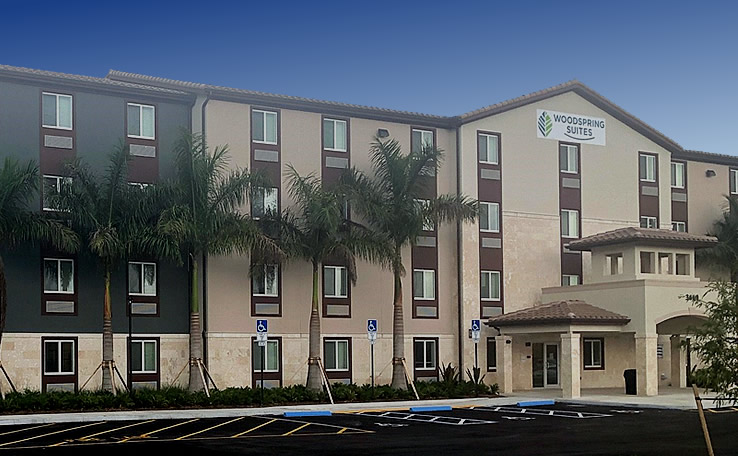 Extended Stay Hotels | WoodSpring Suites and Value Place